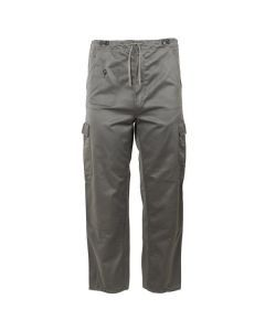 Danish Army Combat Pants - Gray