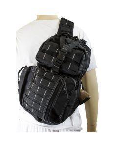 DDT Assassin Sling Bag - Black