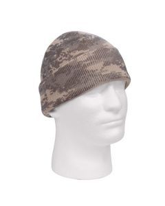 Deluxe Watch Cap - ACU Digital Camo
