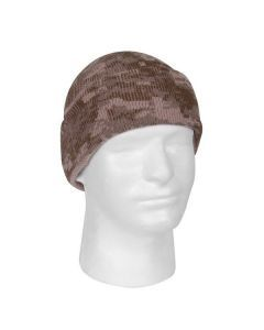 Deluxe Watch Cap - Desert Digital Camo