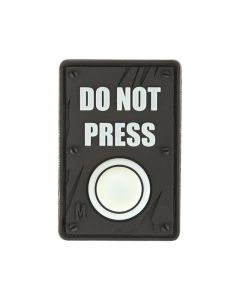 Do Not Press Morale Patch