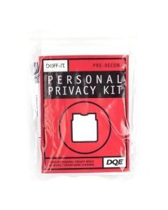 Doff-It Personal Privacy Kit