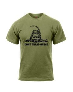 Don't Tread On Me Vintage Shirt