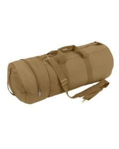 Rothco Double End Sports Bag - Coyote Brown