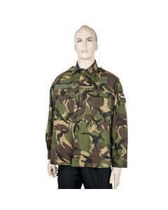 Dutch Army Woodland DPM Field Jacket