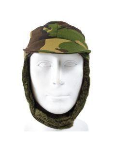 Dutch Camouflage Winter Cap