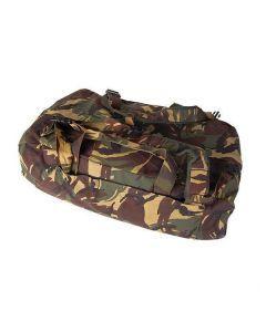 Dutch Military Woodland Camo Duffle Bag