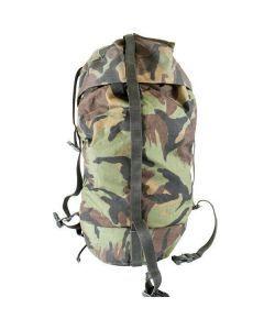 Dutch Woodland Camo Compression Bag