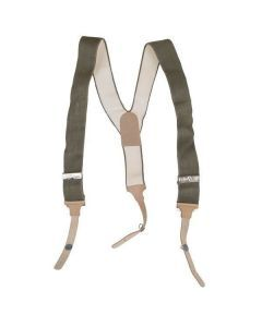 East German Army Suspenders