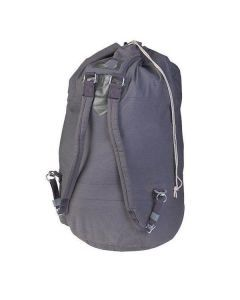 East German Grey Duffle Bag