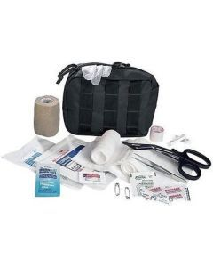 Tactical Trauma First Aid Kit - Elite First Aid - FA142 - Black