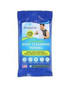 Enspire Body Cleansing Towel