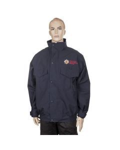 Essex County Fire and Rescue Service Gore-Tex Jacket - Blue