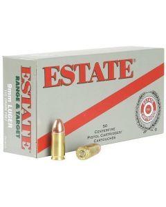 Estate Range Ammo - 9mm - 9x19