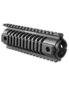 FAB Defense AR-15 Quad Rail Handguard - Carbine Length - NFR