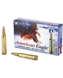 Federal AE223J .223 Ammunition
