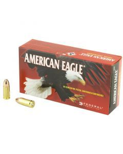 Federal American Eagle 9mm 115 grain