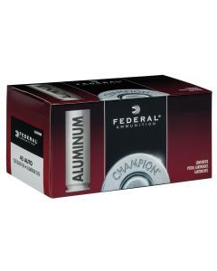 Federal Champion 45ACP Ammunition - 230gr FMJ - Aluminum Case