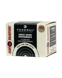 Federal .22LR Ammunition - AM22