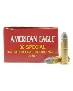 Federal .38 Special Ammo - AE38B