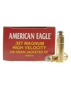 Federal AE357A .357 Magnum Ammunition
