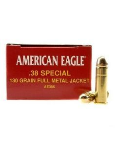Federal AE38K 38SPL Ammunition