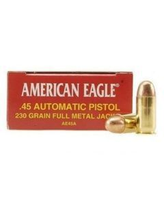 Federal AE45A .45ACP Ammunition