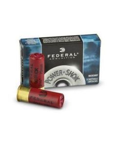 Federal F12700 Power-Shok Buckshot 12ga
