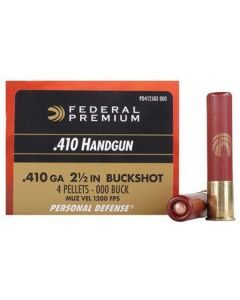 Federal .410 Handgun Shells - Judge Ammo