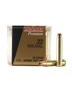 Federal Premium .22wmr Ammo