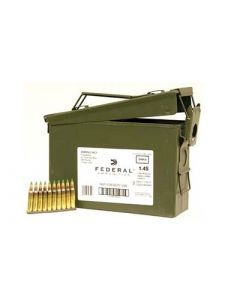 Federal XM855LCAC1 420 Rounds in Ammo Can