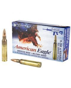 Federal XM193 5.56 Ammunition - American Eagle