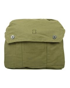 Finnish Gas Mask Bag - Olive Drab