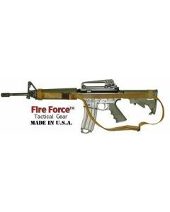 FireForce Alpha CQB 3-Point Tactical Sling - Installed