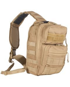 Fox Tactical Stinger Sling Bag - Coyote