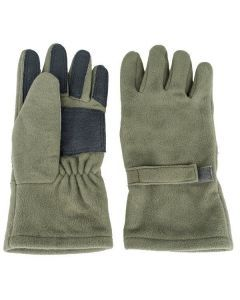 French Army Alpine Polar Fleece Gloves