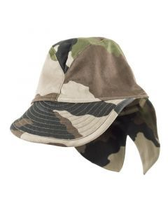 French Army CCE Camo Field Cap