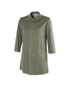 French Army Officer Trench Coat