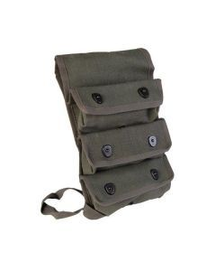French Foreign Legion Three Grenade Pouch