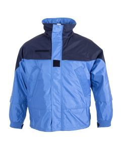 French MP Blue Goretex Jacket