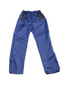French MP Blue Rain Overpants