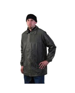 French Army Nylon Rain Jacket