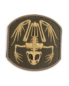 Frog Skeleton Morale Patch