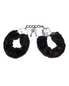 Fuzzy Handcuffs