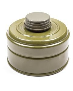 Military Surplus Gas Mask Filter