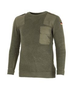 German Army Wool Sweater