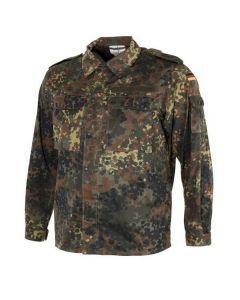 German Flecktarn Field Shirt