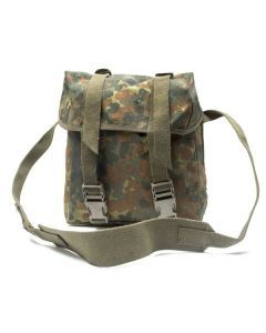 German Flecktarn Haversack – Authentic German Military Surplus