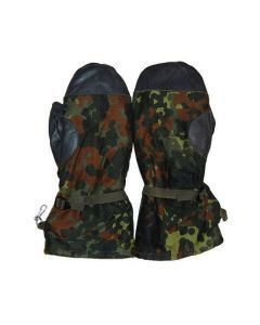 German Flecktarn Mittens