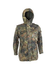 German Flecktarn Parka